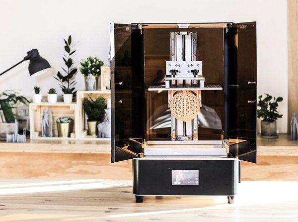 Phrozen Transform: een betaalbare 3D-printer met vloeibare hars