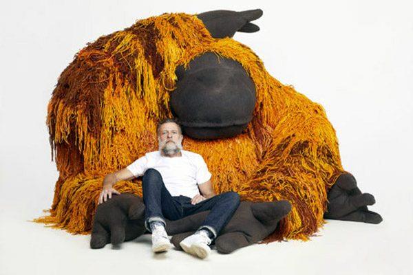 De geniale dierenstoelen van ontwerper Porky Hefer