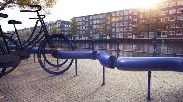 S-Park: energie opwekken door te fietsen