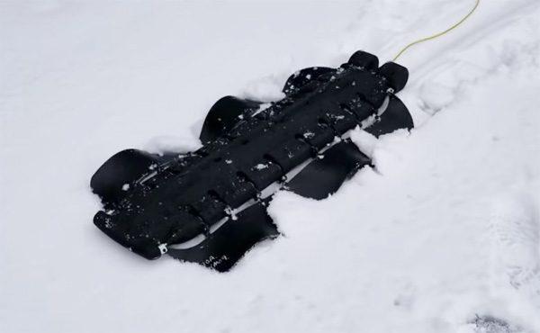Velox: een robot die zich verplaatst op land, sneeuw, ijs én in het water