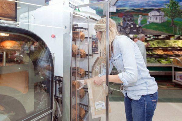 Breadbot: een volledig automatische robotbakkerij