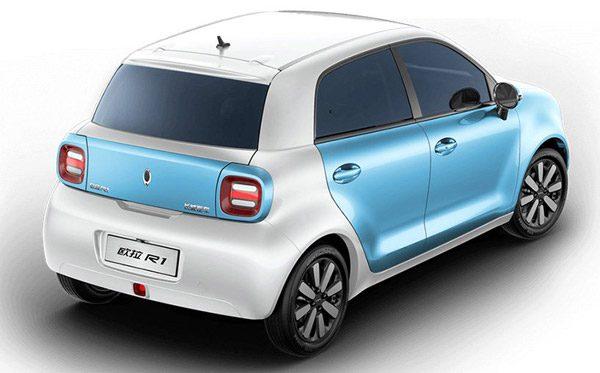 De ORA R1 is de goedkoopste elektrische auto ter wereld