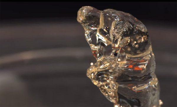 Nieuw type 3D-printer gebruikt licht om objecten te creëren