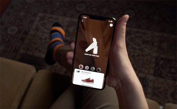 Wanna Kicks: schoenen passen doe je voortaan thuis