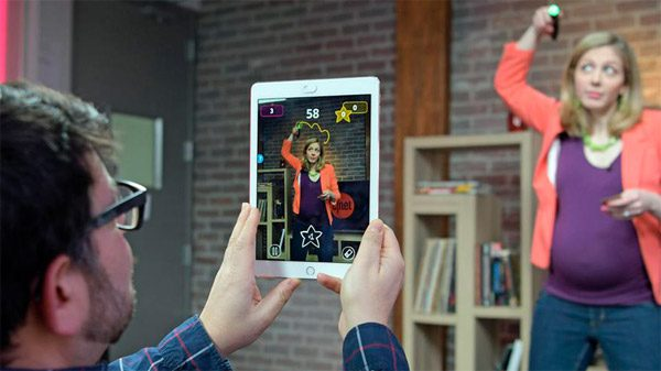 Pictionary Air: teken in de lucht met augmented reality