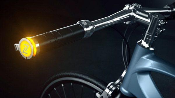 Zarathustra: innovatieve richtingaanwijzers voor op de fiets