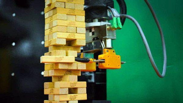 Deze robot is waarschijnlijk beter in Jenga dan jij
