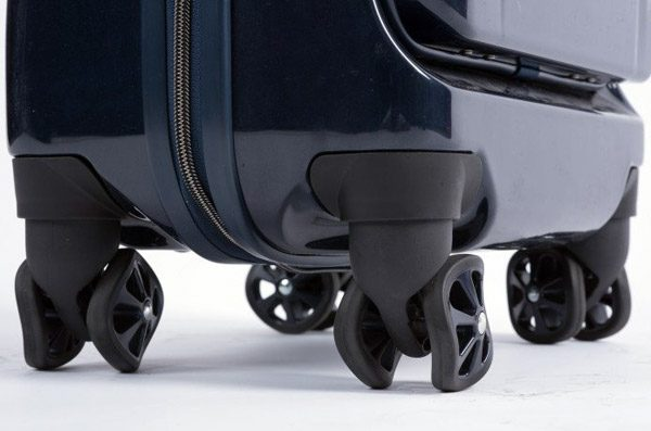 SkyValet: misschien wel de handigste rolkoffer