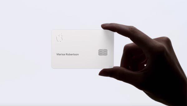 Apple lanceert diensten voor games, video's, tijdschriften en een creditcard