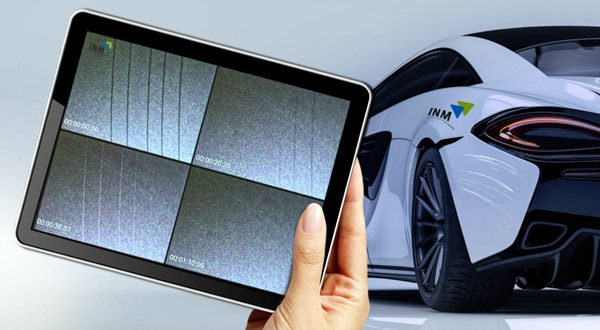 Nieuwe type autolak verwijdert krassen bij verhitting
