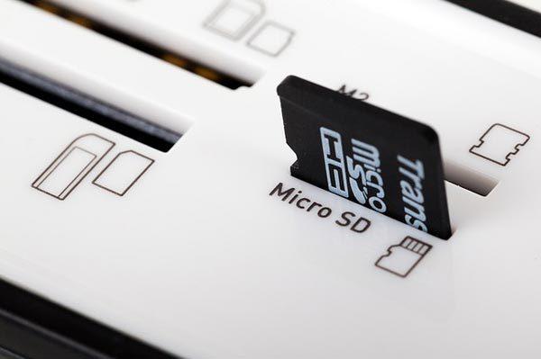 Neem geen risico, kies liever kleine SD-kaarten (adv)