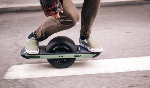 Onewheel Pint: een betaalbare elektrische eenwieler
