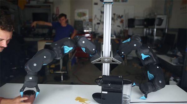 Blue: een robot voor huishoudelijke klusjes