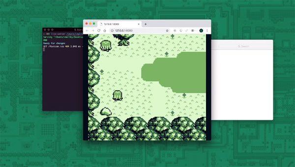 Maak je eigen Game Boy games met de gratis GB Studio