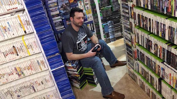 Enthousiaste Amerikaan verzamelt meer dan 20.000 games