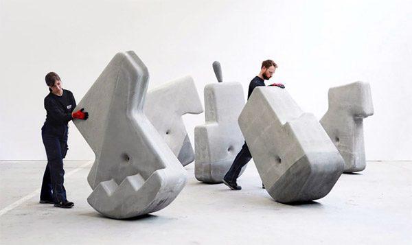 Gigantische stenen zijn dankzij de wetenschap door mensen te verplaatsen