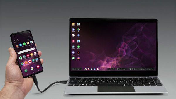 NexDock 2 tovert je smartphone of Raspberry Pi tot laptop
