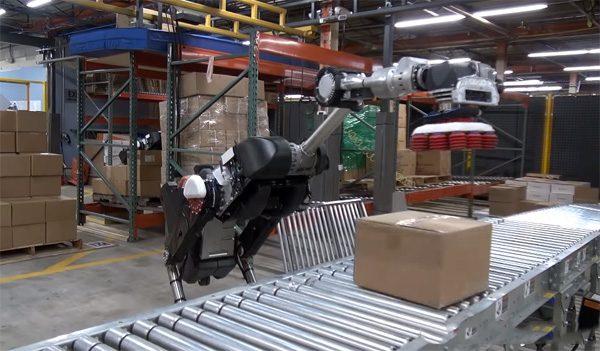 Rollende robots van Boston Dynamics zijn de ideale medewerkers