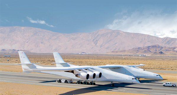 's Werelds grootste vliegtuig heeft een succesvolle testvlucht gemaakt