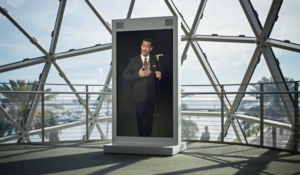 Deze digitale versie van Dali is gemaakt met kunstmatige intelligentie