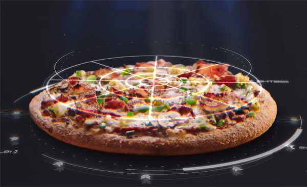 Domino's Pizza Checker controleert pizza's met kunstmatige intelligentie