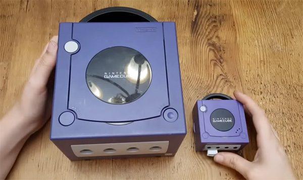 YouTuber bouwt een geweldige kleine versie van de GameCube