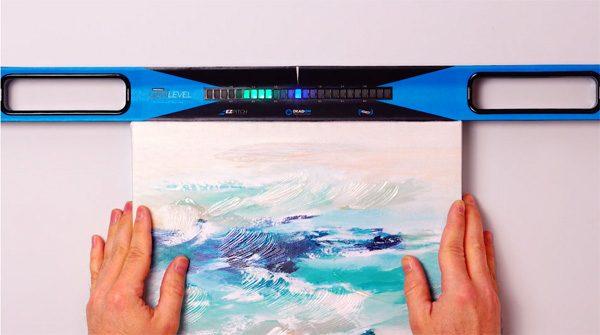 LumiLevel: een moderne versie van de waterpas