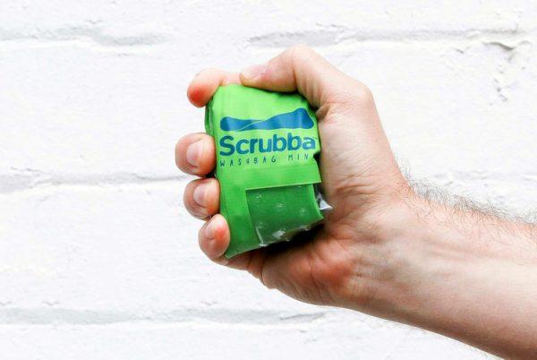 Scrubba Wash Bag: een wasmachine voor onderweg