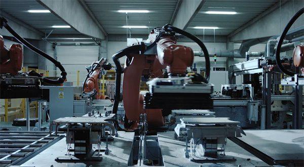Gelikte video toont de maak van een rolkoffer