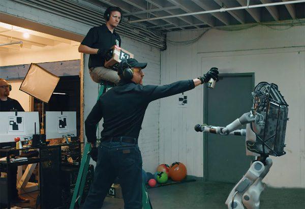 Als de robots van Boston Dynamics terug zouden slaan