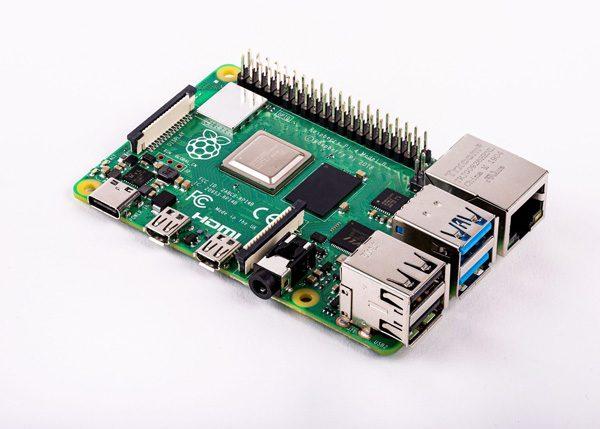 De nieuwste Raspberry Pi doet 4K en is nog steeds betaalbaar