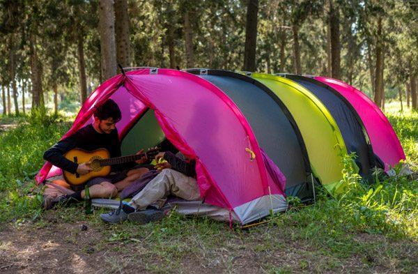 De nieuwe RhinoWolf is de perfecte modulaire tent
