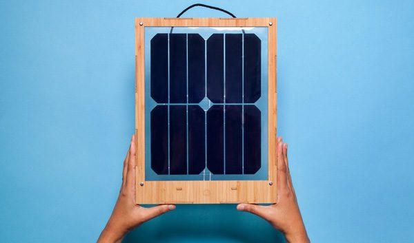 Met de Window Solar Charger kan iedereen zonne-energie gebruiken