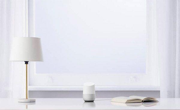 Google Home werkt voor Jason M. alleen als hij een gekke stem opzet