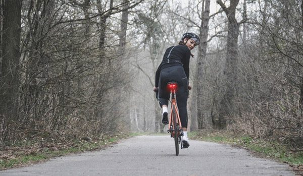 Lucia: misschien wel het ultieme achterlicht voor op de fiets