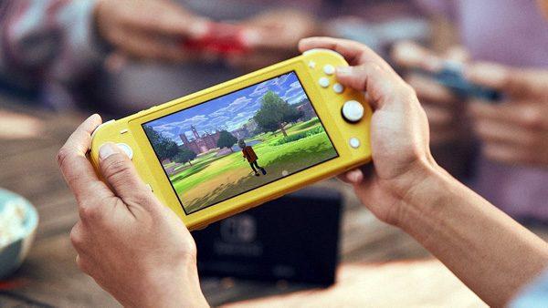 Switch Lite: een goedkopere versie van de Nintendo Switch