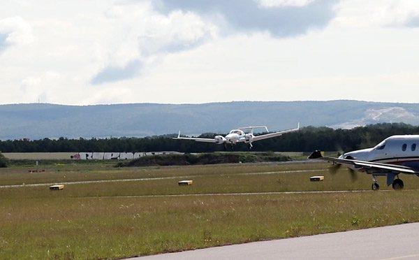 Dit vliegtuigje is in staat om geheel zelfstandig te landen