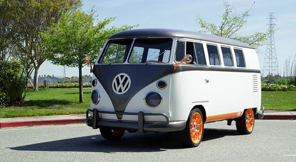 De Volkswagen Type 20 is de perfecte elektrische kampeerbus