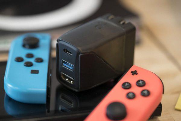 Genki: een piepklein dock voor je Nintendo Switch
