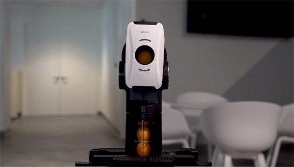 Joola Infinity: de perfecte tafeltennisrobot