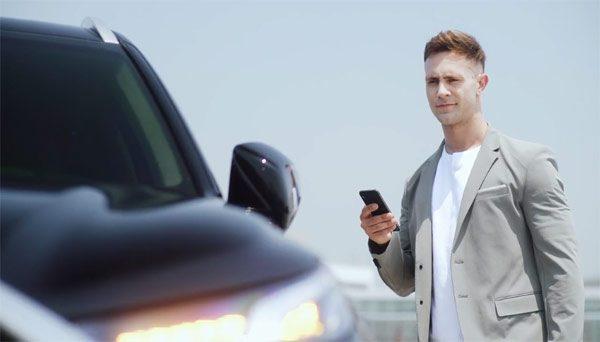 Keto: open de deur en start de motor van je auto met je smartphone