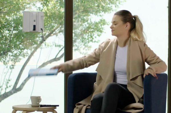 Limodo: de robot die zelfstandig je glazen wast