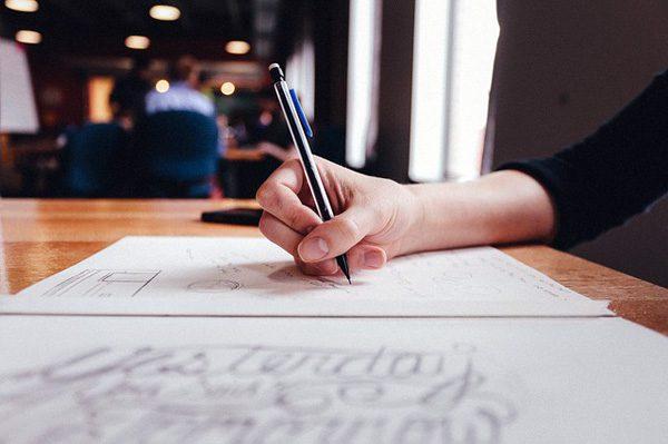 Met Caligraphr maak je een lettertype van je handschrift
