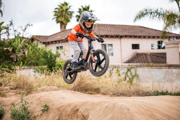 Harley-Davidson ontwikkelt een e-bike voor jonge kinderen