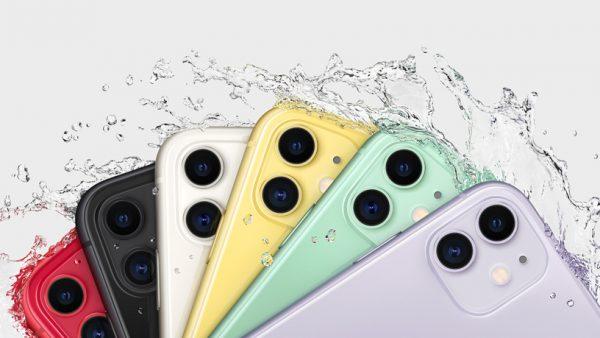 Apple heeft drie versies van de iPhone 11 aangekondigd