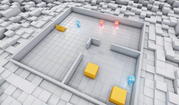 Kunstmatige intelligentie heeft zichzelf verstoppertje leren spelen