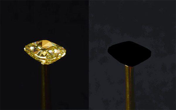 Nieuw materiaal is tien keer zwarter dan het zwartste zwart