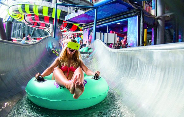 VRSlide: een waterglijbaan met virtual reality