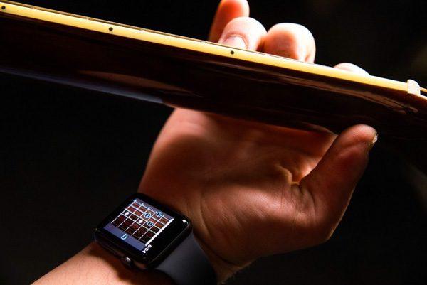 Wristruments: een gitaarleraar voor om je pols