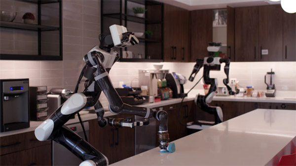 Huishoudrobots van Toyota bieden uitkomst bij vergrijzing
